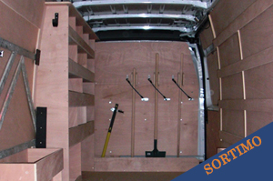 amenagement bois vehicule utilitaire rouen SNCI